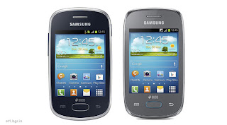 2 Hp Android Murah Samsung Galaxy Star & Pocket Neo