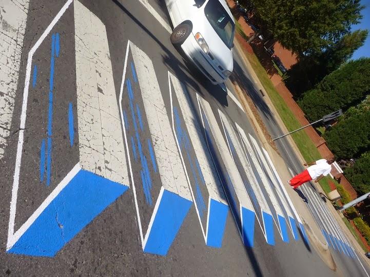 Street Art - Pintando sobre el Asfalto 33