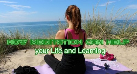 How Meditation Can Help your Life and Learning : eAskme