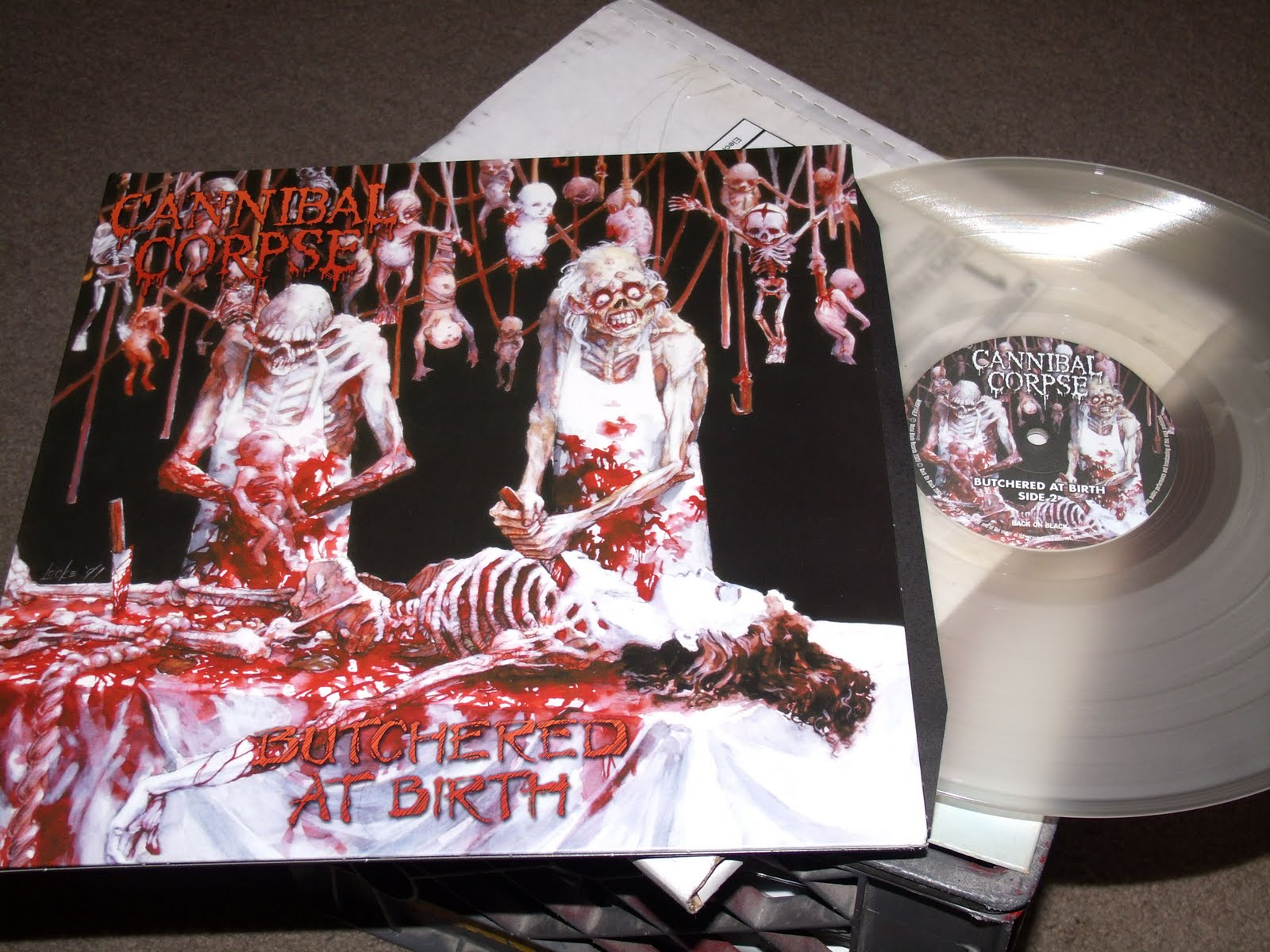 The Emerging Addiction Cannibal Corpse Butchered At