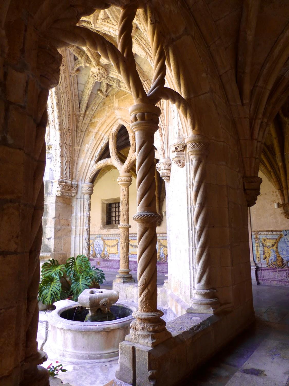 Claustro del Silencio, Monasterio de la Santa Cruz, coimbra