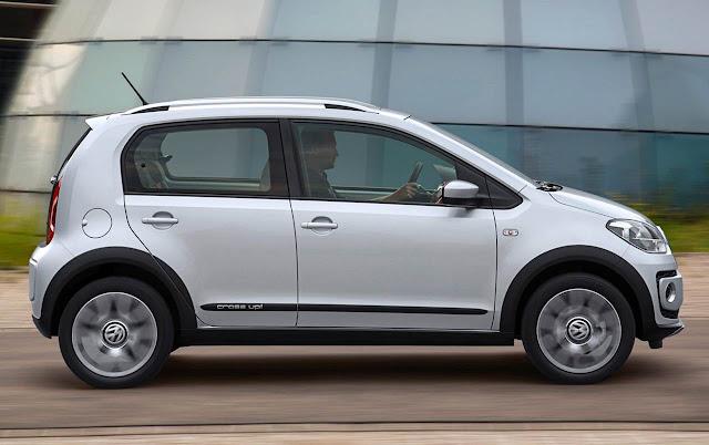 VW Cross-Up!
