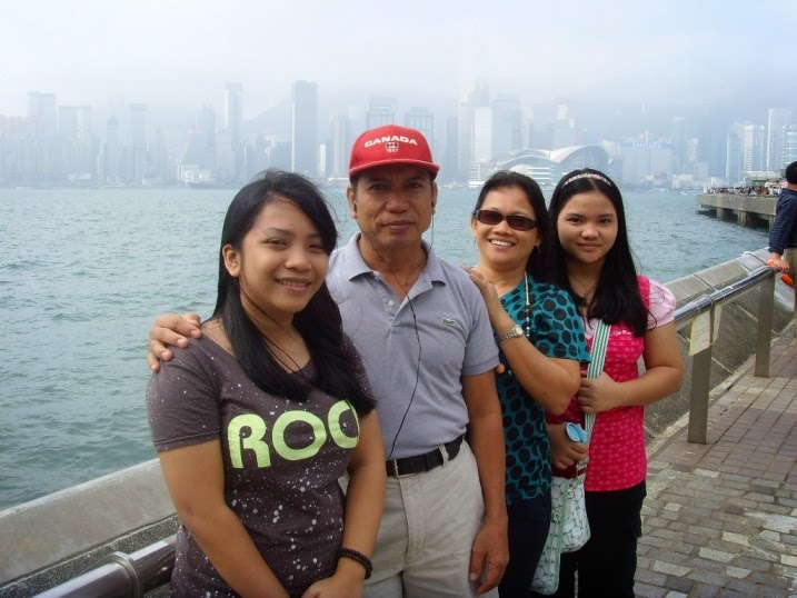 hong kong family travel