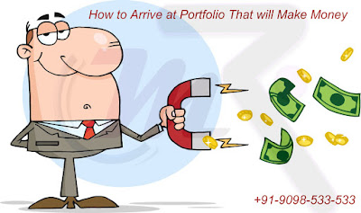 How to Arrive at Portfolio That will Make Money
