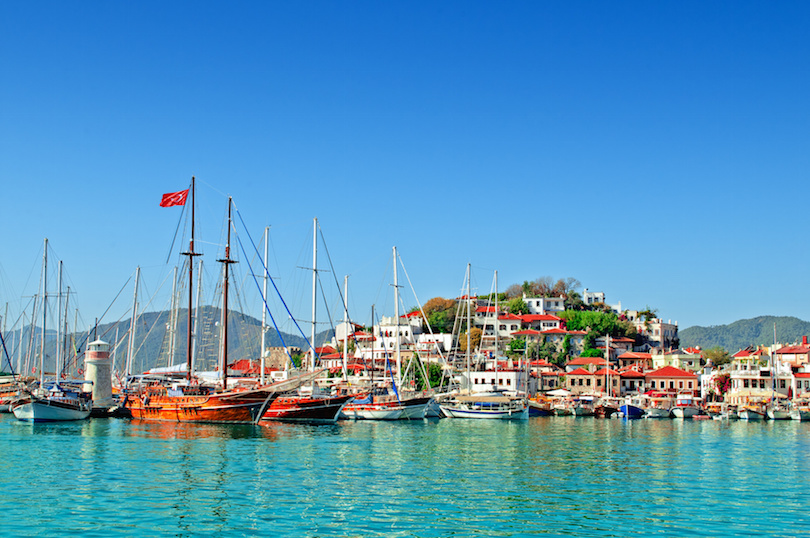 Marmaris - Beautiful Places in Turkey