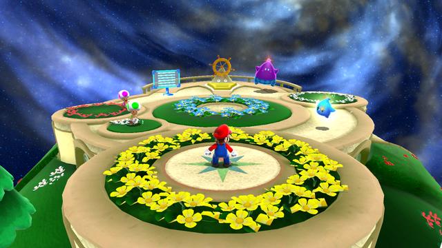 Review: Super Mario Galaxy 2 (Wii Retail) 640px-SMG2_Starshiupmario