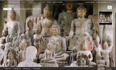 Cultural Institute Google-Maravilhas do Mundo
