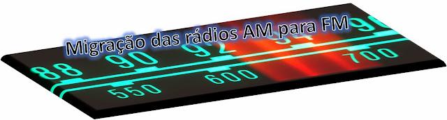 relação de rádios am que vão migrar para o fm em Goiás