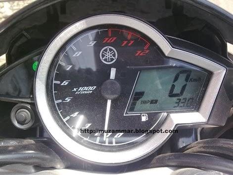 Speedometer New Yamaha Vixion Lightning