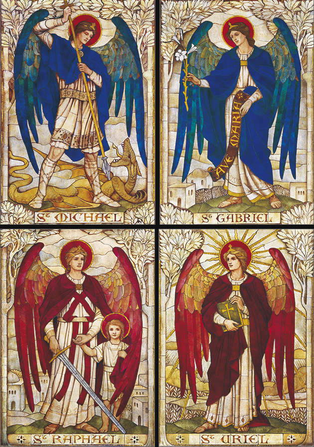 Catholic News World : NOVENA : FEAST OF THE ANGELS - ST ...