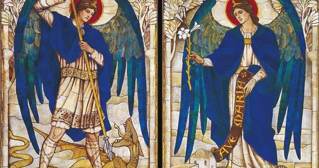 Catholic News World : NOVENA : FEAST OF THE ANGELS - ST. MICHAEL - GABRIEL - RAPHAEL - DAY 8