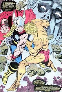 Marvel Premiere #1, Thor vs Adam Warlock, Gil Kane