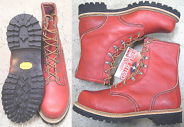 LIFE TIME GEAR: BOOT OF THE DAY | #64 | DEADSTOCK RED WING IRISH ...