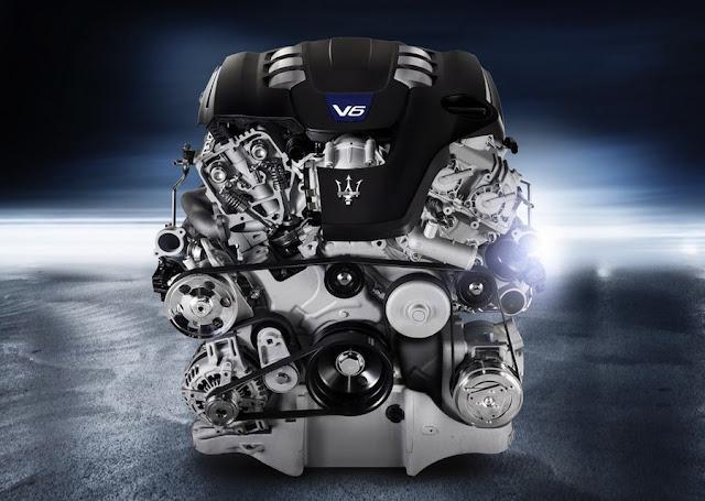 マセラティギブリ エンジン