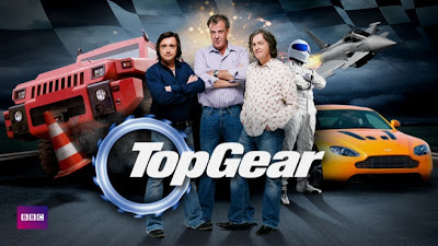 Top Gear, Jeremy Clarkson, Richard Hammond, James May, BBC