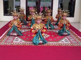 tarian daerah di indonesia beserta level gambar dan