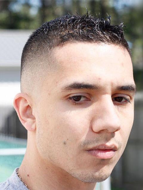 2014 Hairstyles Very Short Men Haircuts