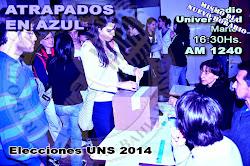 75. Elecciones 2014. Entrevista a Alfredo Juan y Alicia Campo (Lista Universidad)