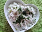 Salatki, surowki i warzywa