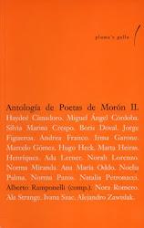 Antología Poetas de Morón - 2009
