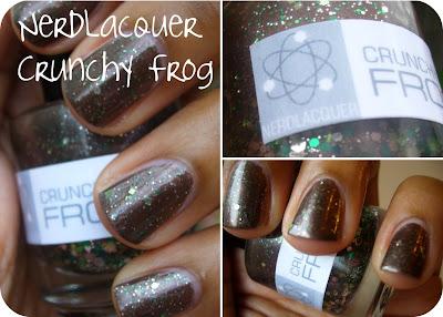 NerdLacquer Crunchy Frog