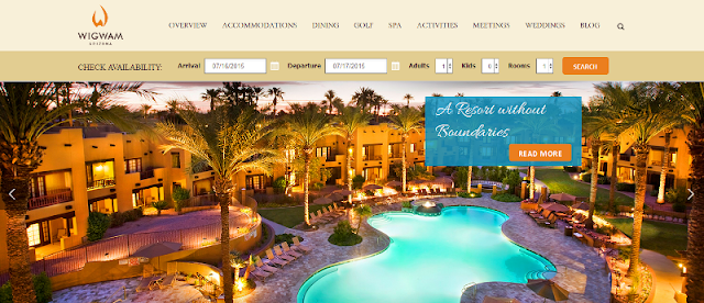 world class resort in Arizona