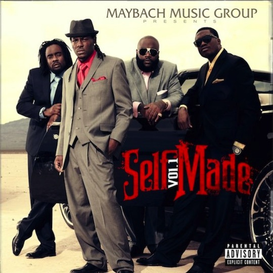 Maybach Music Hat. 1 album from Maybach Music