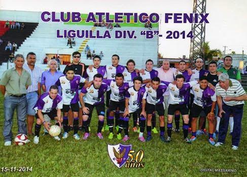 FENIX 2014  -    Liguilla