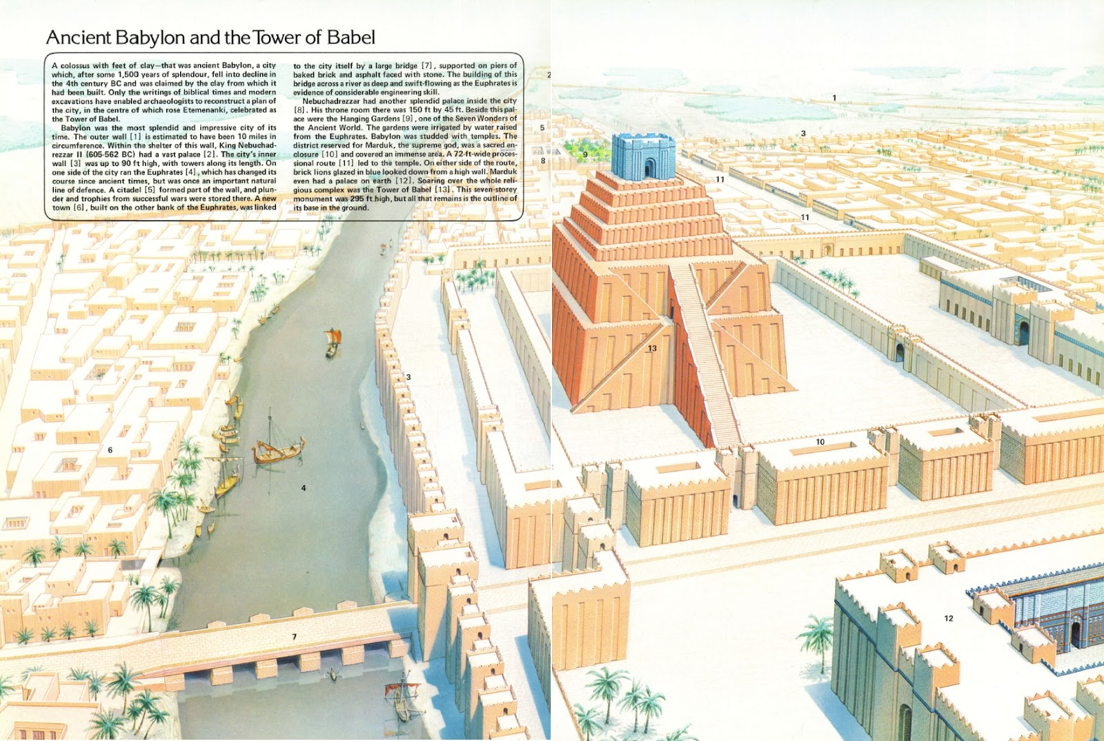 city of babylon map - photo #12