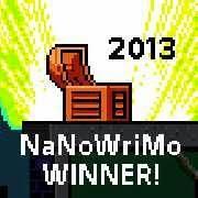 NaNoWriMo 2013