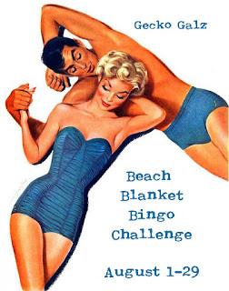 Beach Blanket Bingo Challenge