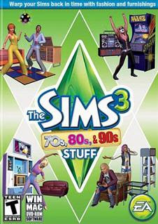 The Sims 3 70s 80s and 90s Stuff   PC