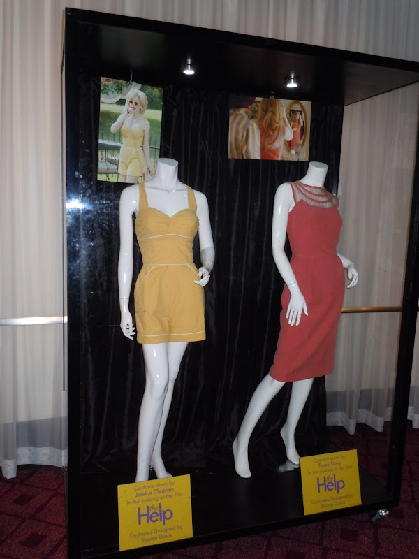 The Help original movie costumes