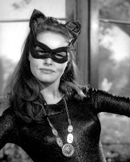 Julie Newmar Catwoman