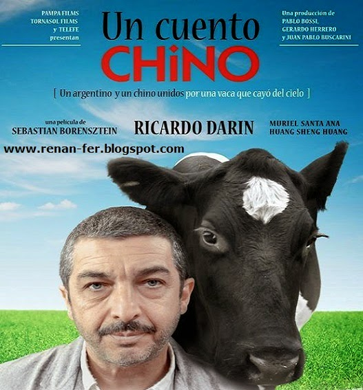 Un Cuento Chino 2011 [BRRip][700MB][Latino][AVI][MEGA]