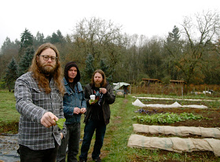 Red Fang farm to artist