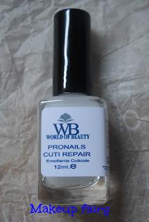 world of beauty nails set pronails cuti repair