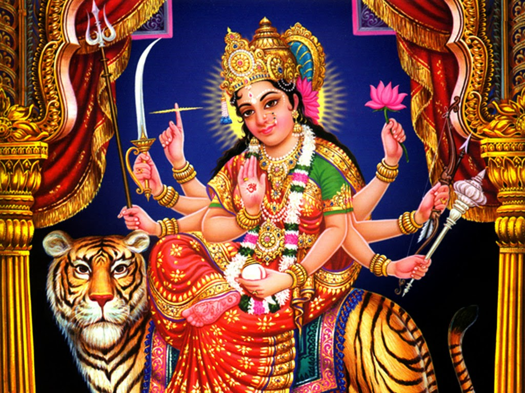 Goddess Durga Devi Images Wallpapers