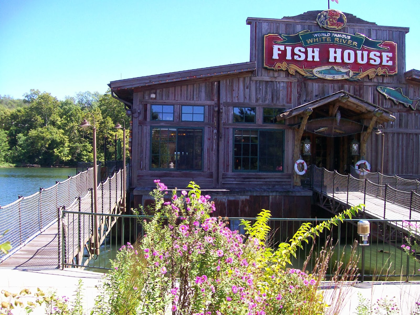 Intuitive value remembering mom at branson daze for The fish house restaurant