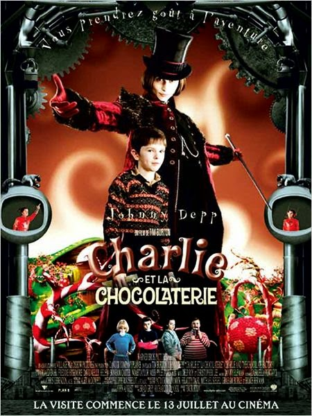 Charlie et la chocolaterie streaming vf