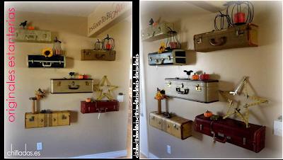 Las ideas de chifladas m s ideas para colgar percheros estanter as y ganchos originales - Ganchos para estanterias ...