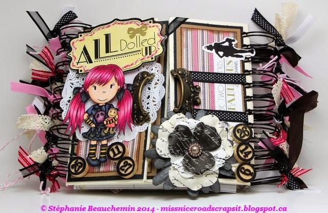 2 mai - Mini Album All Dolled Up Mini+Album+Punk+girl_front