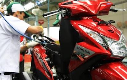 Tips dan Cara Mengatasi Suara Nembak Pada Knalpot Honda Beat