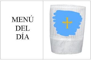 Comer en Asturias, logo