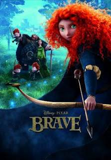Sinopsis dan Review Film Brave  2012