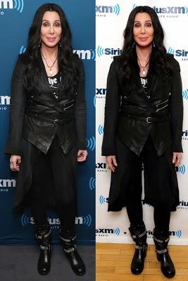 Cher at 'SiriusXM'