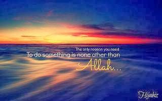 Atas RahmatNya Kita Bertemu dan Berpisah