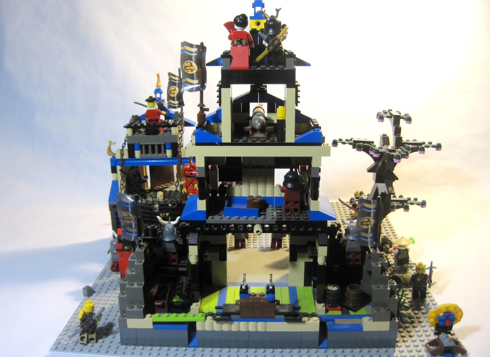 Japan It S A Wonderful Rife Lego Japanese Castle