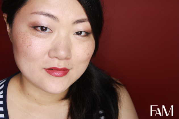 Revlon Colorburst Lip Butter in Red Velvet - Review, Swatches and Test