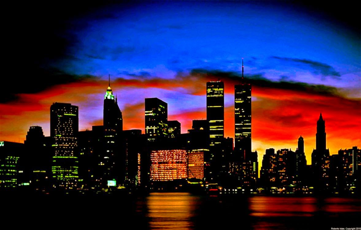 city sunset wallpaper 7106 - photo #3